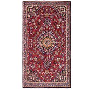 Link to 4' 7 x 8' 6 Mashad Persian Rug