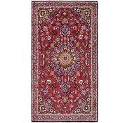 Link to 4' 7 x 8' 6 Mashad Persian Rug