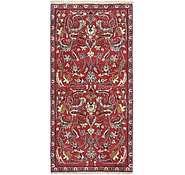 Link to 2' 6 x 5' 3 Mashad Persian Rug