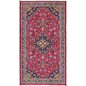 3' 10 x 6' 10 Kashmar Persian Rug
