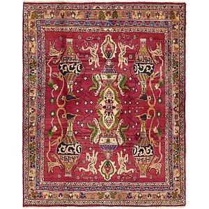 4' 10 x 6' Kashmar Persian Rug