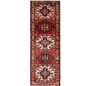 Link to 3' 10 x 11' Zanjan Persian Runner Rug