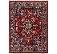 Link to 4' 10 x 6' 6 Mashad Persian Rug