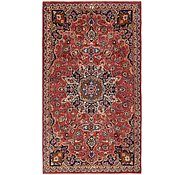 Link to 4' 8 x 8' 4 Mashad Persian Rug