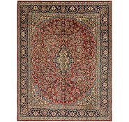 Link to 9' 10 x 12' 8 Kerman Persian Rug