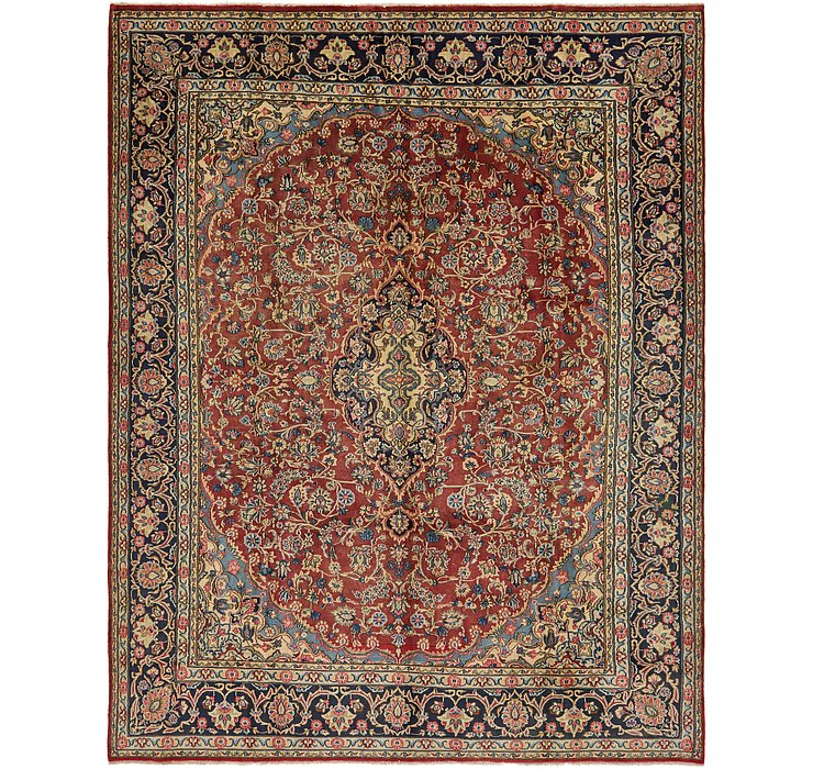 9' 10 x 12' 8 Kerman Persian Rug