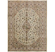Link to 9' 9 x 12' 8 Kashan Persian Rug