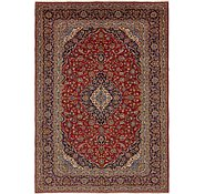 Link to 9' 8 x 13' 10 Kashan Persian Rug
