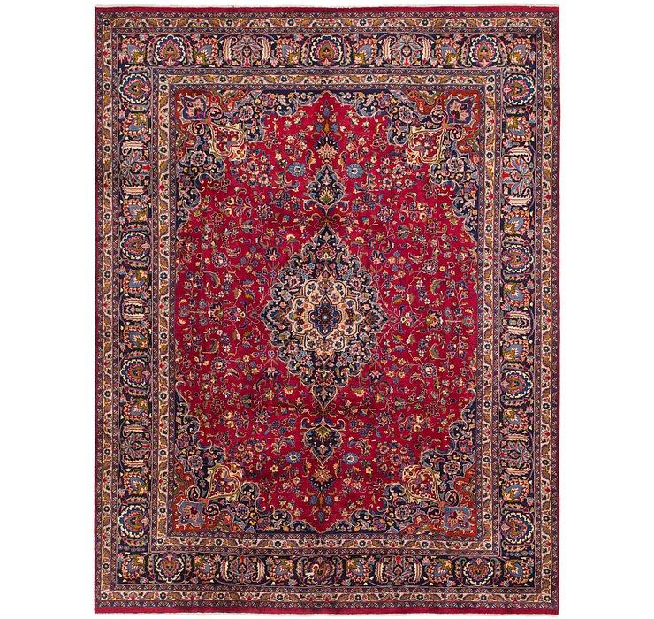 9' 10 x 12' 9 Mashad Persian Rug