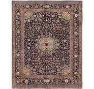 Link to 9' 6 x 12' Kashmar Persian Rug