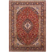 Link to 10' 3 x 14' 5 Kashan Persian Rug