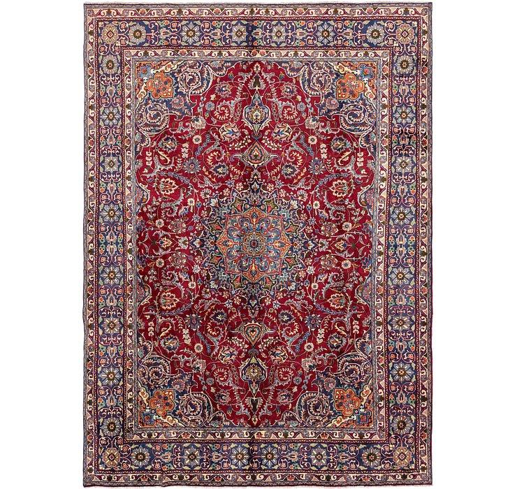 9' 3 x 12' 9 Mashad Persian Rug