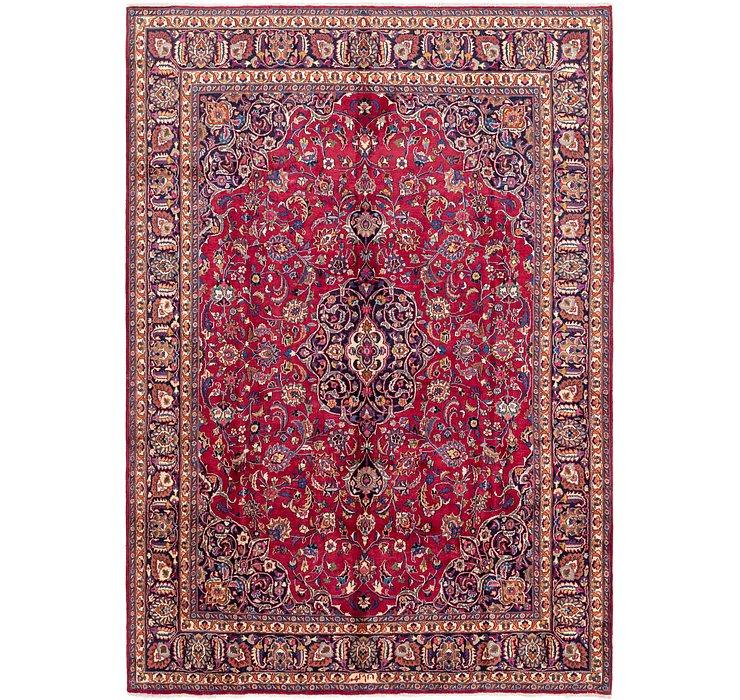 295cm x 417cm Mashad Persian Rug
