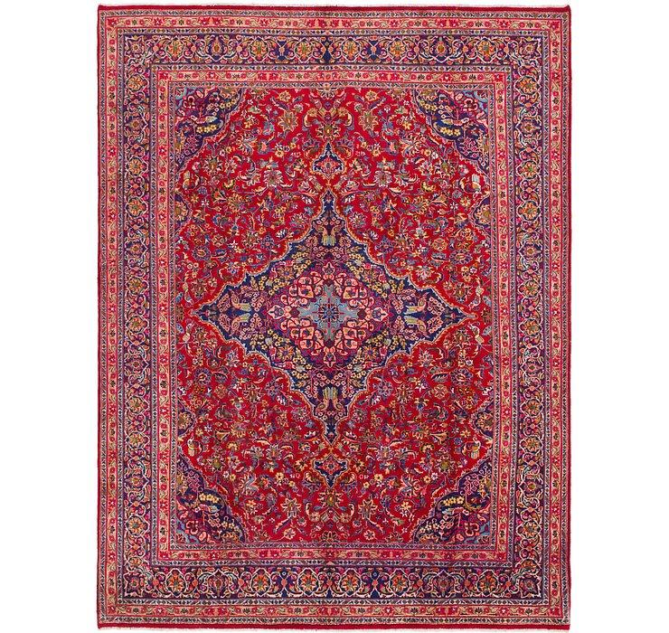 10' x 13' 2 Mashad Persian Rug