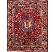 Link to 9' 9 x 12' 8 Mashad Persian Rug