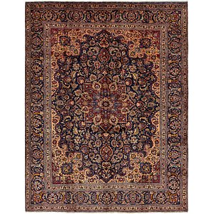Unique Loom 9' 8 x 12' 10 Mashad Persian Rug