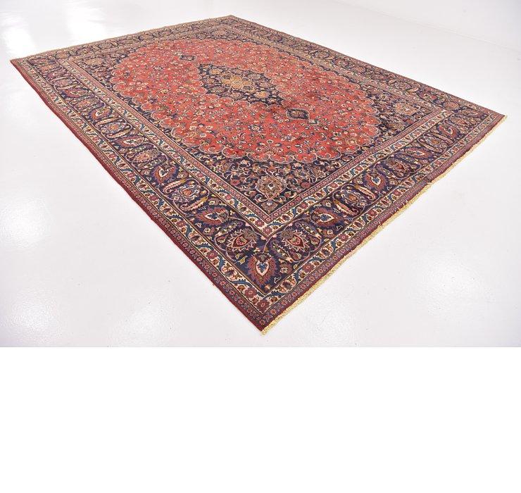 9' 5 x 12' 6 Mashad Persian Rug
