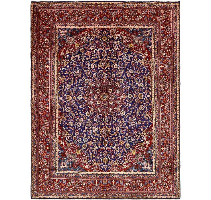 9' 7 x 12' 8 Mashad Persian Rug