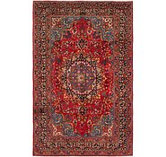 Link to 6' 6 x 10' 2 Mashad Persian Rug