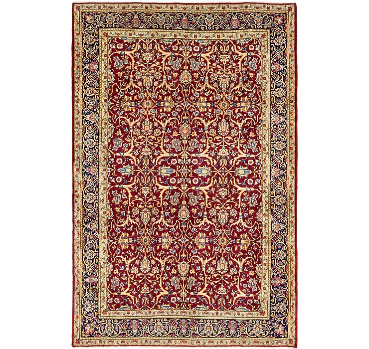 6' 10 x 10' 7 Kerman Persian Rug