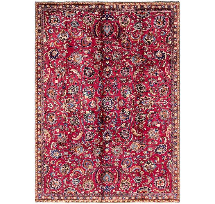 7' 4 x 10' Mashad Persian Rug