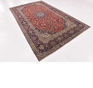 Link to 193cm x 330cm Kashan Persian Rug