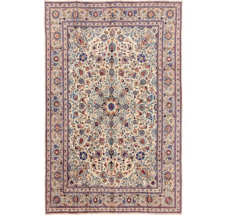 6' 5 x 10' Kashmar Persian Rug