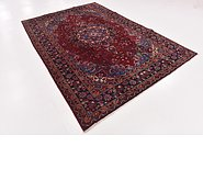 Link to 6' 7 x 9' 8 Mashad Persian Rug