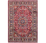 Link to 6' 7 x 9' 6 Mashad Persian Rug