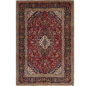 Link to 6' 8 x 9' 9 Kashan Persian Rug