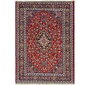 Link to 6' 7 x 9' 3 Mashad Persian Rug