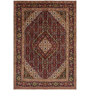 Link to 6' 8 x 9' 7 Tabriz Persian Rug page