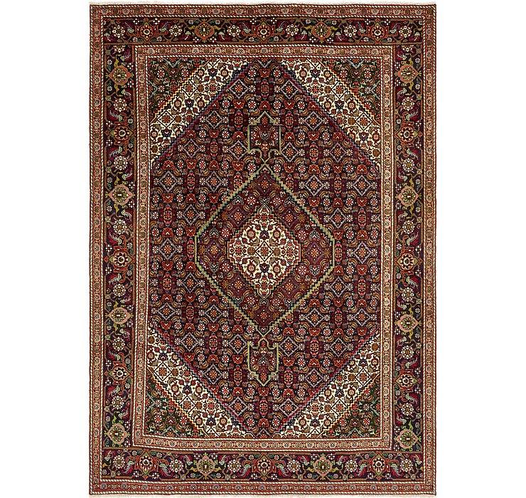 6' 8 x 9' 7 Tabriz Persian Rug