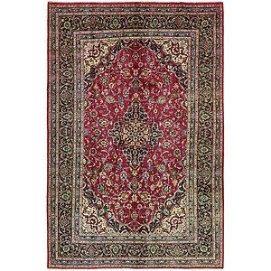 6' 4 x 9' 8 Kashmar Persian Rug
