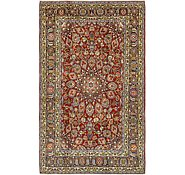 Link to 6' 3 x 10' 3 Mashad Persian Rug