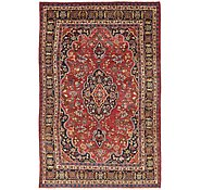 Link to 6' 5 x 10' 2 Mashad Persian Rug