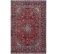 Link to 6' x 9' 5 Mashad Persian Rug