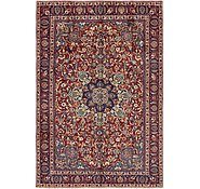 Link to 6' 3 x 9' 4 Mashad Persian Rug