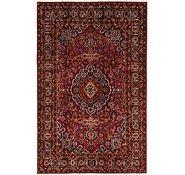 Link to 6' 4 x 9' 10 Mashad Persian Rug