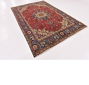 Link to 6' 6 x 9' 9 Tabriz Persian Rug