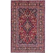 Link to 6' 5 x 10' Mashad Persian Rug