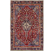 Link to 5' 8 x 8' 9 Mashad Persian Rug
