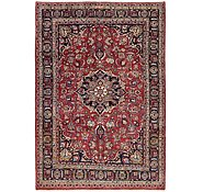 Link to 6' 6 x 9' 5 Mashad Persian Rug