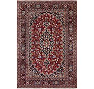 Link to 6' 6 x 9' 6 Mashad Persian Rug