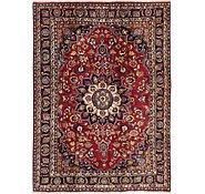 Link to 6' 6 x 9' 3 Mashad Persian Rug