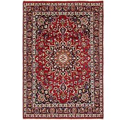 Link to 6' 8 x 9' 8 Mashad Persian Rug
