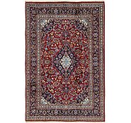 Link to 6' 5 x 9' 9 Mashad Persian Rug