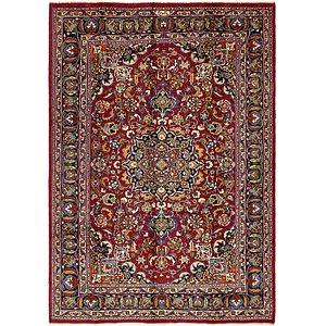 6' 10 x 9' 8 Mashad Persian Rug