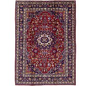 Link to 6' 7 x 9' 1 Mashad Persian Rug