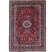 Link to 6' 7 x 9' 1 Mashad Persian Rug